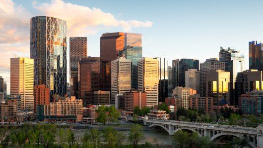 Calgary - Skyline