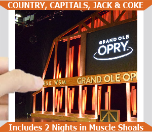 Country, Capitals, Jack & Coke