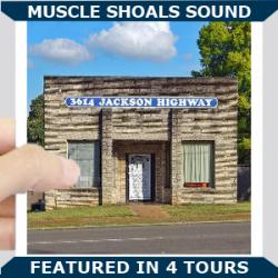 Muscle Shoals Sound Blue