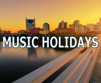 Music Holidays 1