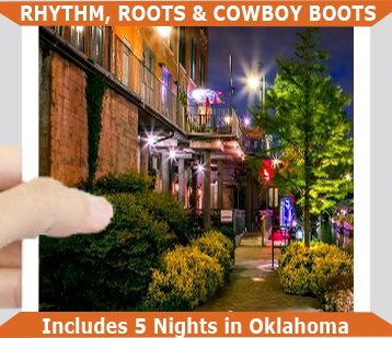 Rhythm, Roots & Cowboy Boots