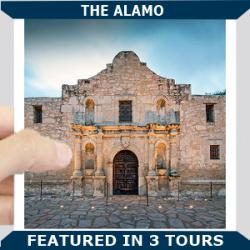 The Alamo Blue