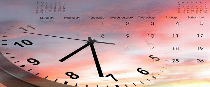 Book Now Clock